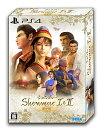 シェンムー I&II(限定版)/PS4/ セガゲームス HSN0056