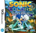ゲーム ニンテンドーDS ソニック カラーズ (DS)の画像