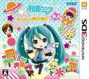 初音ミク Project mirai でらっくす 3DS