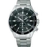 CITIZEN (シチズン) 腕時計 ALTERNA オルタナ Eco-Drive エコ・ドライブ クロノグラフ ダイバーデザイン VO10-6771F メンズ