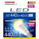 TOSHIBA LED電球LDA6L-H-E17S