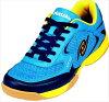 ウィンアクト 卓球シューズ カラー:ブルー サイズ:27.5cm #NS-4425-09