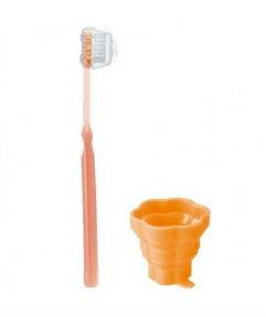 たためるコップと歯ブラシセット B015O