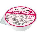 カロリー&カルシウム いちご味 80g おいしくミキサー ホリカフーズ