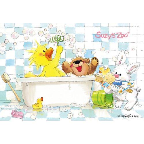 お風呂ジグソーパズル Bubbles F70ー003
