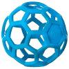 プラッツ 犬用おもちゃ ホーリーローラーボール M ライトブルー