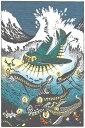1000ピースジグソーパズル(ムーミン 海のオーケストラ号)