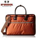 McGREGOR/マックレガー メンズ ナイロン 2wayビジネスバッグ ブリーフ オレンジ 218332