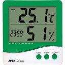 A&D(エーアンドデイ) 温度湿度計(外部温度センサー付) AD-5682の画像