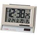 芳国産業 大きな表示の電波置時計 YT5213GD