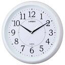 (シンプル掛時計 ホワイト (YW9124WH))