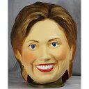 バラエティーマスク Mrs.クリントン ラバーマスク Mrs.Clinton マスク