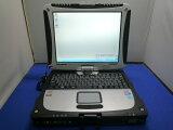 パナソニック CF-19シリーズ/ XP ProへDG済/ 無線LAN非内蔵、Bluetooth非搭載 (CF-19LC1AAS)