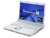 パナソニック Let's note N10 法人 Corei5-2540M vPro/ Win7Pro SP1/ 軽量BAT CF-N10EWGDS