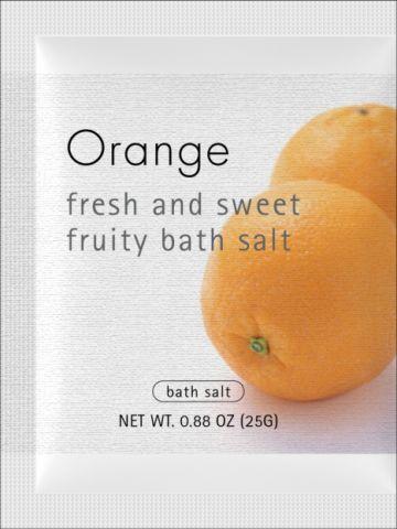 バスセレクション フルーツ オレンジ 25g