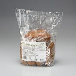 リボン食品 小麦ブランの低糖質ロールパン 50gX10