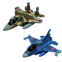 マグネットプレーン 航空自衛隊セット 5 F-2A 洋上迷彩 、F-15J アグレッサー パターン 1 各1機入り ピットロード