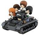 ぺあどっとキャラクターシリーズ ガールズ&パンツァー IV号戦車D型エンディングVer. 再販 ぺあどっと