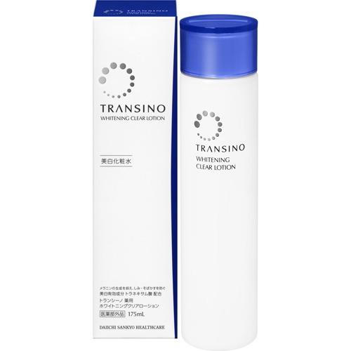 トランシーノ 薬用ホワイトニングクリアローション 175ml