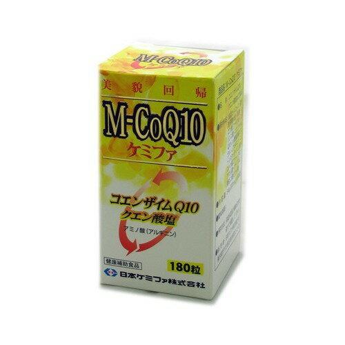 Nケミファ MーCOQ10 ケミファ 180粒