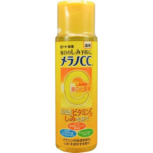 メラノCC 薬用しみ対策美白化粧水 170ml