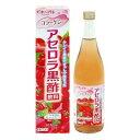 ビネップル コラーゲン入りアセロラ黒酢飲料 720ml