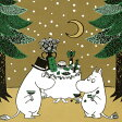-Joy with Moomin- 夜更けのジャズ Snow of Finland/CD/VICL-64675