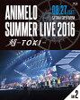 Animelo Summer Live 2016 刻-TOKI- 8.27/Blu-ray Disc/KIXM-1033