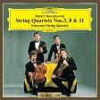 ショスタコーヴィチ:弦楽四重奏第3番、第8番、第11番/CD/UCCG-5376