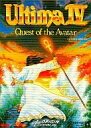 PC-8801SRソフト ウルティマ4 Quest of the Avatar