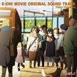 K-ON! MOVIE ORIGINAL SOUND TRACK
