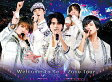 Welcome to Sexy Zone Tour(初回限定盤BD)