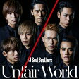 Unfair World(DVD付)/CDシングル(12cm)/RZCD-59959