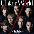 Unfair World/CDシングル(12cm)/RZCD-59960