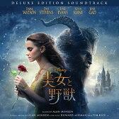 美女と野獣 オリジナル・サウンドトラック-デラックス・エディション-(実写映画)<英語版[2CD]>/CD/AVCW-63202
