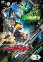 仮面ライダービルド VOL.3/DVD/ 東映ビデオ DSTD-09713