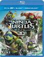 ミュータント・ニンジャ・タートルズ:影<シャドウズ>3D+ブルーレイ+特典ブルーレイ/Blu-ray Disc/PJXF-1065