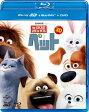 <数量限定生産>ペット 3D+ブルーレイ+DVDセット マックスぬいぐるみ付きスペシャルパック/Blu-ray Disc/GNXF-2192