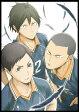 ハイキュー!! 烏野高校 VS 白鳥沢学園高校 Vol.4 DVD/DVD/TDV-26279D