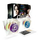 "dele(ディーリー)Blu-ray PREMIUM ""undeleted"" EDITION/Blu-ray Disc/ KADOKAWA DAXA-5468"
