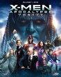 X-MEN:アポカリプス 2枚組ブルーレイ&DVD〔初回生産限定〕/Blu-ray Disc/FXXF-64747