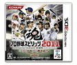 プロ野球スピリッツ 2011/3DS/RR001J1/A 全年齢対象