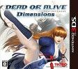 デッド オア アライブ ディメンションズ/3DS/CTRPADDJ/C 15才以上対象
