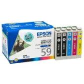 エプソン インクカートリッジ 5本パック IC5CL59
