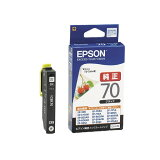 エプソン インクカートリッジ ブラック ICBK70