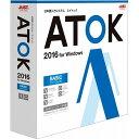 ジャストシステム ATOK 2016 for Windows ベーシック 通常版