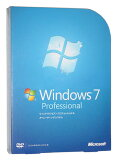 Windows7 Professional 製品版
