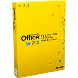 マイクロソフト Office for Mac Home and Student FamilyPack 2011 日本語版