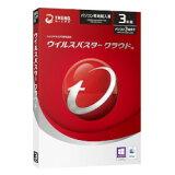 トレンドマイクロ ウイルスバスター クラウド PC同時購入用 3年版 TICEWWJ8XSBUPN3703
