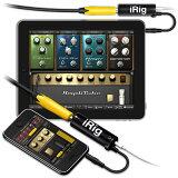 IK Multimedia AmpliTube iRigiPhone/iPod Touch/iPad用ギターインターフェース
